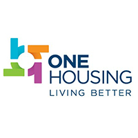 one housing logo
