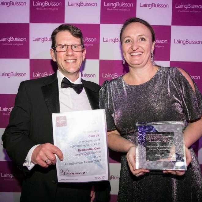Laing Buisson Award Winners -1