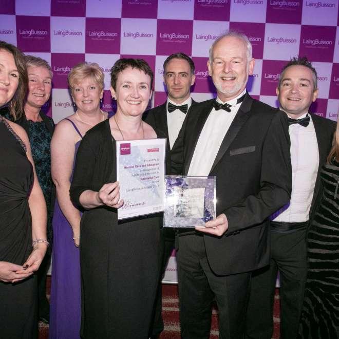 Laing Buisson Award Winners -11