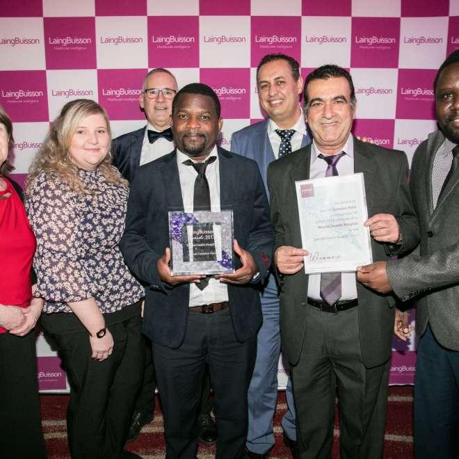 Laing Buisson Award Winners -12