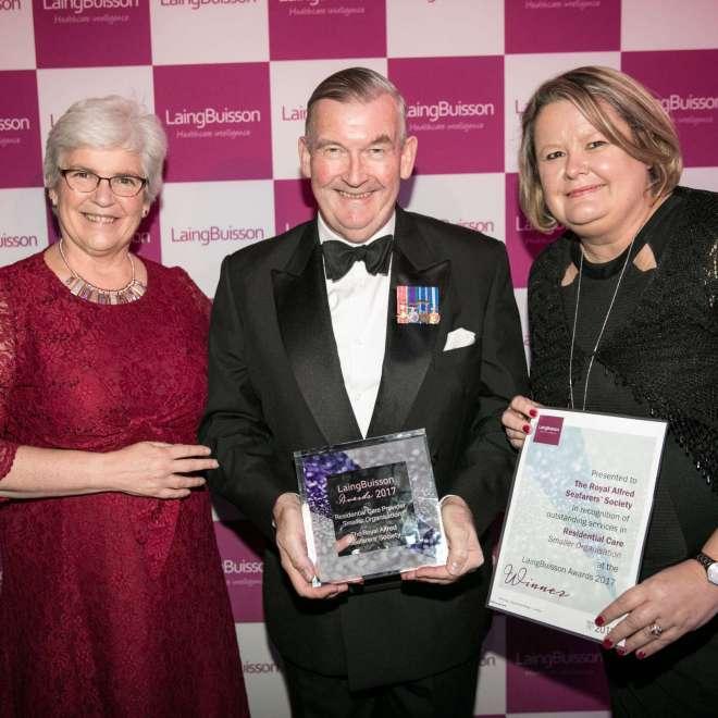 Laing Buisson Award Winners -2