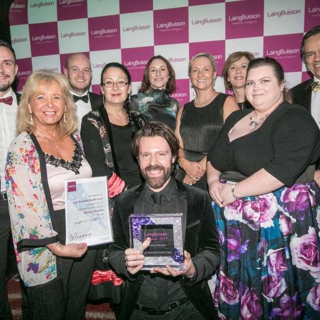 Laing Buisson Award Winners -24