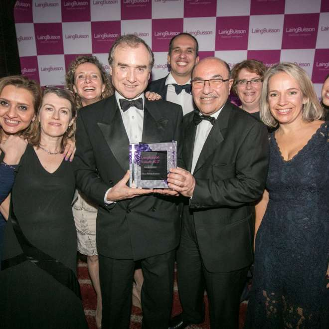 Laing Buisson Award Winners -27