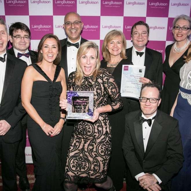 Laing Buisson Award Winners -5