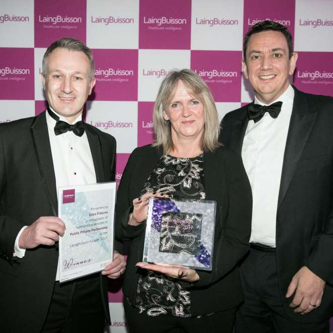Laing Buisson Award Winners -7